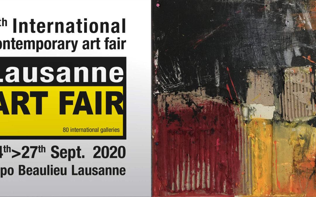 LAUSANNE ART FAIR – 24-27/09/2020