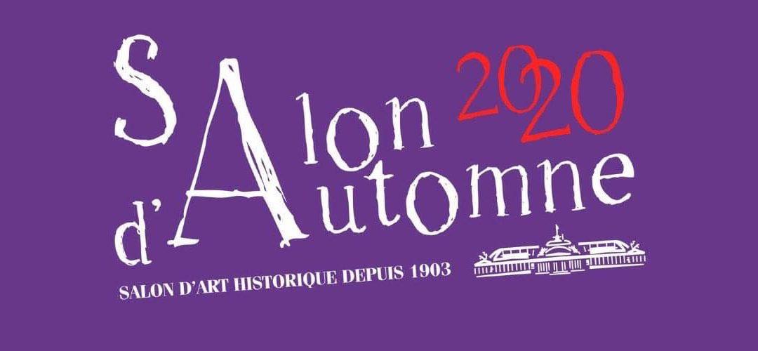 SALON D'AUTOMNE – 15-18/10/2020